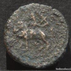 Monedas medievales: PONDERAL MONEDA ORO FRANCO A CABALLO DINERAL FRANC À CHEVAL. Lote 157100758