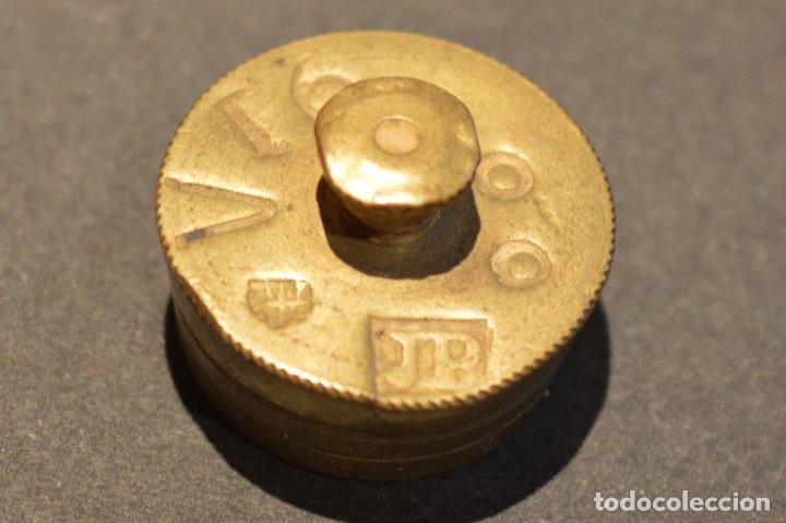 PONDERAL 8 ESCUDOS Y REAL DE A8 BARCELONA JOSEP SURROCA (Numismática - Medievales - Cataluña y Aragón)
