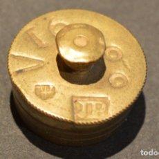 Monedas medievales: PONDERAL 8 ESCUDOS Y REAL DE A8 BARCELONA JOSEP SURROCA. Lote 158790042