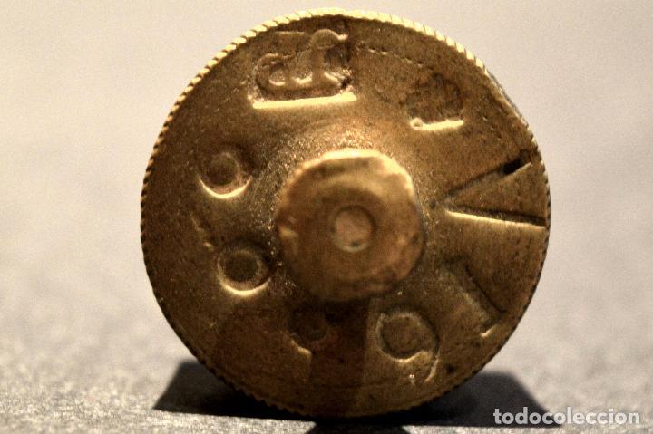 Monedas medievales: PONDERAL 8 ESCUDOS Y REAL DE A8 BARCELONA JOSEP SURROCA - Foto 2 - 158790042