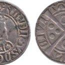 Monedas medievales: ALFONSO IV DE ARAGÓN - CROAT - BARCELONA 1327/33. MBC. Lote 160784814