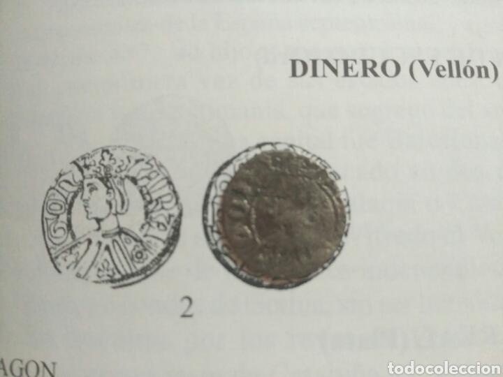 Monedas medievales: Dinero vellon Pedro IV Aragon 1335-1387 - Foto 5 - 162763992