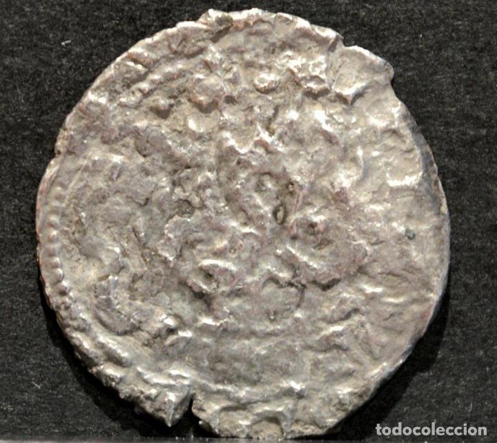 Monedas medievales: DIVUITE DIECIOCHENO DE VALENCIA PLATA ESPAÑA - Foto 3 - 164256038
