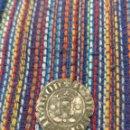 Monedas medievales: MUY RARO DOBLER DE PERE IV EL CEREMONIOSO (1336-1387) CECA DE MALLORCA MARCA: ROSAS. Lote 164564029