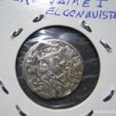 Monedas medievales: MONEDA DE 1 DINERO DE JAIME 1 EL CONQUISTADOR (1213-1276). Lote 166042086