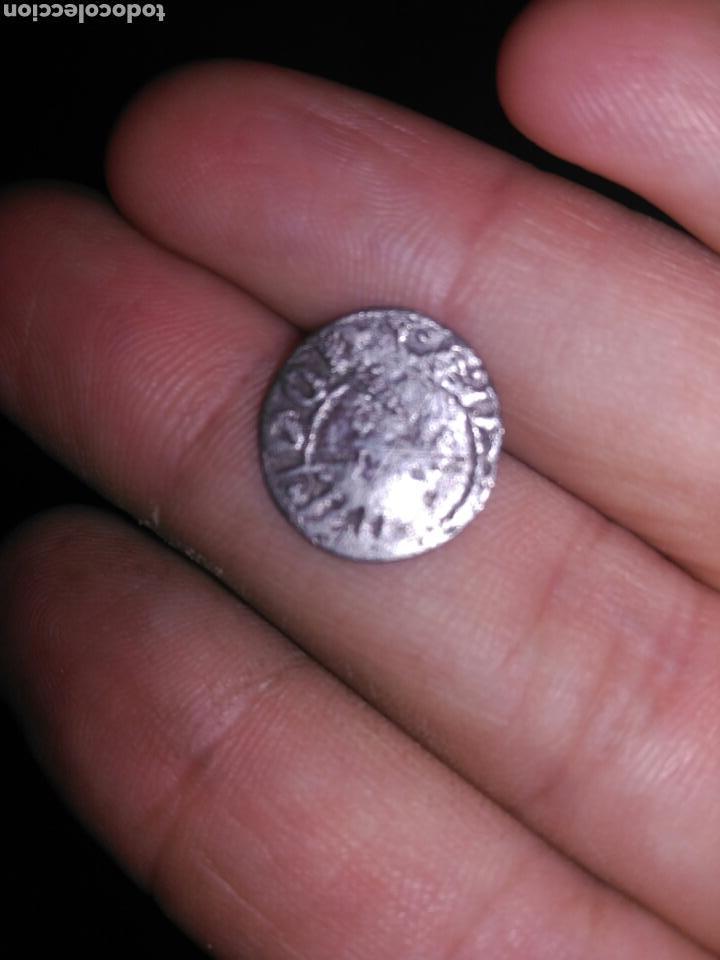 Monedas medievales: Dinero vellon Pedro IV Aragon 1335-1387 - Foto 8 - 162763992