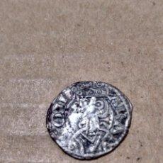 Monedas medievales: RARA CRUZ DEL REVERSO DINERO JAIME I CONQUISTADOR (1213-1276) CECA: ARAGÓN. Lote 168594202