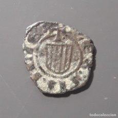 Monedas medievales: MUY RARA DINERO SICILIA - MARTÍ EL JOVE 1402/1409 . Lote 173934708