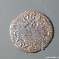 Monedas medievales: BONITO ARDITE BARCELONA 1708 (EPOCA CARLOS III AUSTRIA) . Lote 173935757