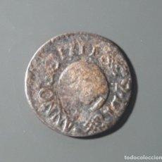 Monedas medievales: BONITO ARDITE BARCELONA 1711 (EPOCA CARLOS III AUSTRIA) . Lote 173935932