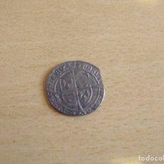 Monedas medievales: MONEDA MEDIEVAL COPIA. BUEN ESTADO. 2,2 CM. PLATEADA. . Lote 177113510