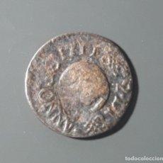 Monedas medievales: BONITO ARDITE BARCELONA 1711 (EPOCA CARLOS III AUSTRIA). Lote 178329755