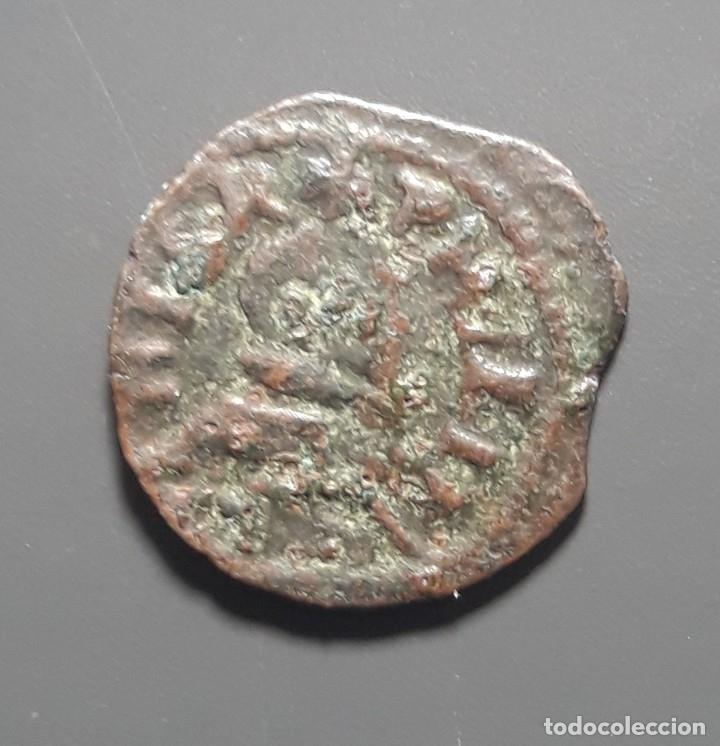 DINER DE GRANOLLERS (ÉPOCA FELIPE III) (Numismática - Medievales - Cataluña y Aragón)