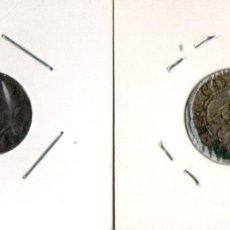 Monedas medievales: 2 DINEROS DE VELLÓN DE JAIME I 1.213-1.276 . Lote 178626471