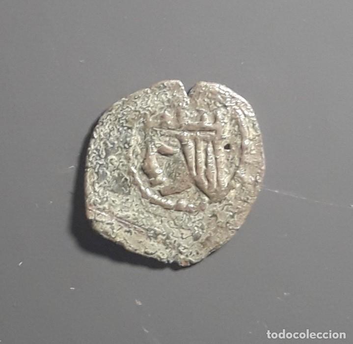 DINERO LLEIDA - ÉPOCA FELIPE III (1598-1621) (Numismática - Medievales - Cataluña y Aragón)