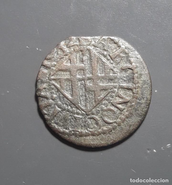 ARDITE 1632 BARCELONA - ÉPOCA FELIPE IV (Numismática - Medievales - Cataluña y Aragón)