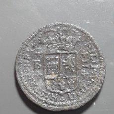Monedas medievales: 2 MARAVEDÍS 1720 BARCELONA - ÉPOCA FELIPE V. Lote 180270001