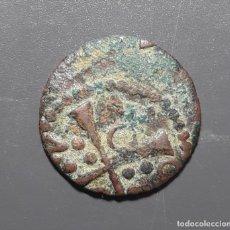 Monedas medievales: DINERO DE OLIANA 1642 - ÉPOCA LLUIS XIII. Lote 197670383