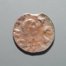 Monedas medievales: DINERO DE AGRAMUNT 1641 - ÉPOCA LLUIS XIII. Lote 181169373