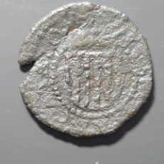 Monedas medievales: SEISENO TERRASSA 1642. Lote 181169636