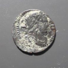 Monedas medievales: DINERO BARCELONA 1642. Lote 181169738