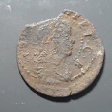 Monedas medievales: SEISENO BARCELONA 1650 - ÉPOCA LLUIS XIV. Lote 181169892