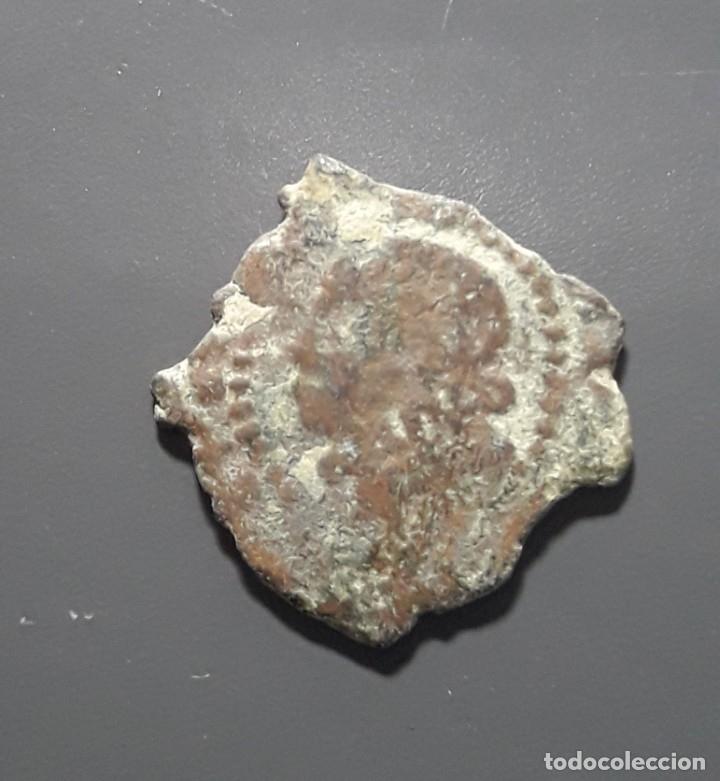 DINERO BARCELONA - ÉPOCA FELIPE III (Numismática - Medievales - Cataluña y Aragón)