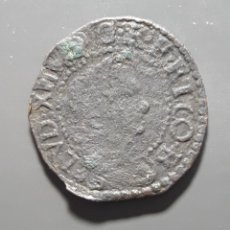 Monedas medievales: 1 SEISENO BARCELONA 1644 - ÉPOCA LLUIS XIII. Lote 182017640