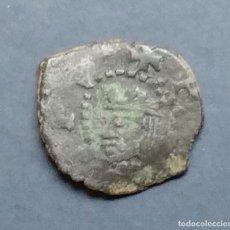 Monedas medievales: FERNANDO V DE ARAGÓN (EL CATÓLICO) (1452-1516) DINERO ZARAGOZA. Lote 182213137