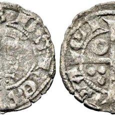 Monedas medievales: JAIME II. BARCELONA. DINERO. 1327-35. MBC+. Lote 183444170