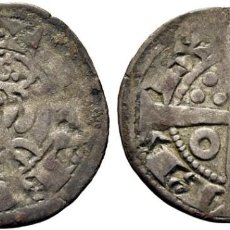 Monedas medievales: JAIME I. BARCELONA. DINERO. 1276-85. EBC-. Lote 183444303