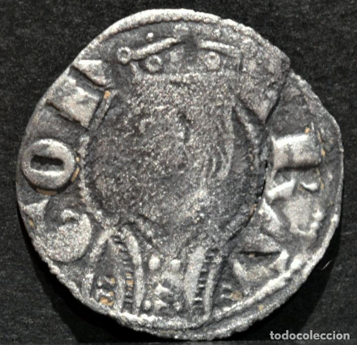 DINERO DE ARAGON JAIME II (Numismática - Medievales - Cataluña y Aragón)
