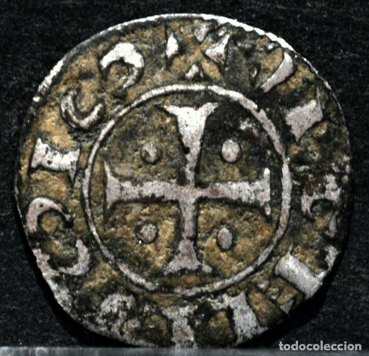 Monedas medievales: DINERO PONCE DE CABRERA VARIANTE CONDADO D`URGELL LLEIDA PONÇ DE CABRERA (1236-1243) - Foto 3 - 176838594