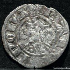 Monedas medievales: DINERO DE BARCELONA JAIME II DINER JAUME II PLATA ESPAÑA. Lote 181853036