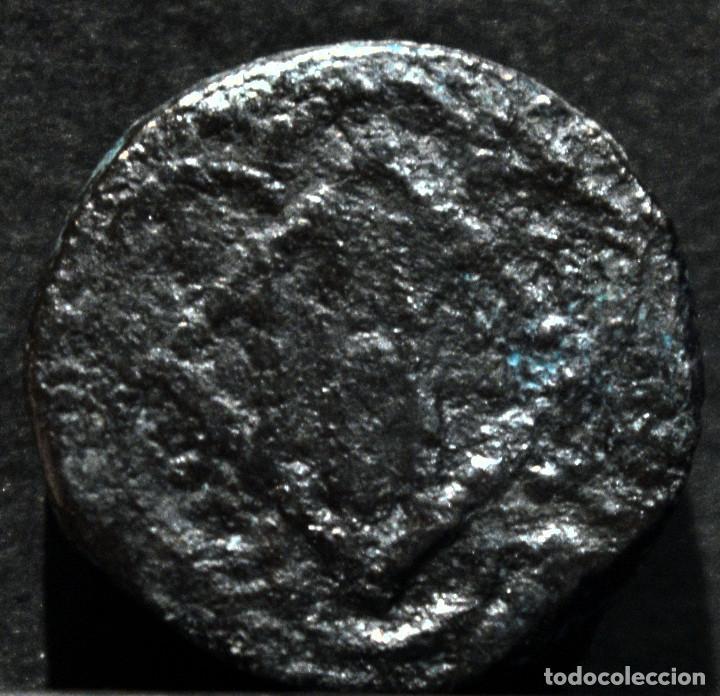 Monedas medievales: PONDERAL DE FLORIN BARCELONA SIGLO XV MARTI I (1396-1410) - Foto 2 - 155367026