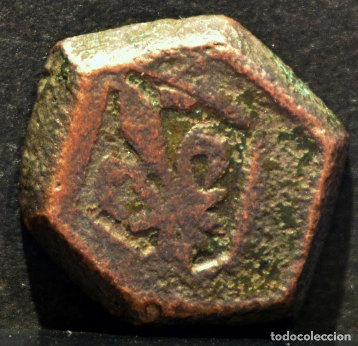 PONDERAL PARA FLORIN DE FLORENCIA (Numismática - Medievales - Cataluña y Aragón)