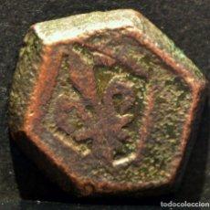 Monedas medievales: PONDERAL PARA FLORIN DE FLORENCIA. Lote 69111689