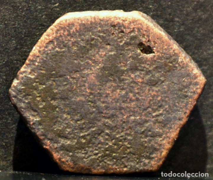 Monedas medievales: PONDERAL PARA FLORIN DE FLORENCIA - Foto 3 - 69111689