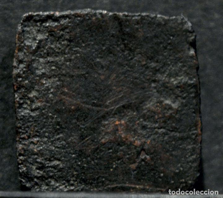 Monedas medievales: PONDERAL MONETARIO BARCELONA PARA DOBLA DE BANDA ENRIQUE IV CASTILLA - Foto 3 - 75041559
