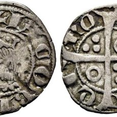 Monedas medievales: JAIME II. BARCELONA. DINERO. 1327-35. CY1245 (35 €). MBC+.. Lote 186345926