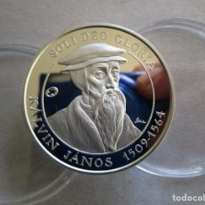 Monedas medievales: HUNGRIA . 5000 FORINT DE PLATA . AÑO 2009. PROOF . PIEZA PERFECTA. Lote 187302801