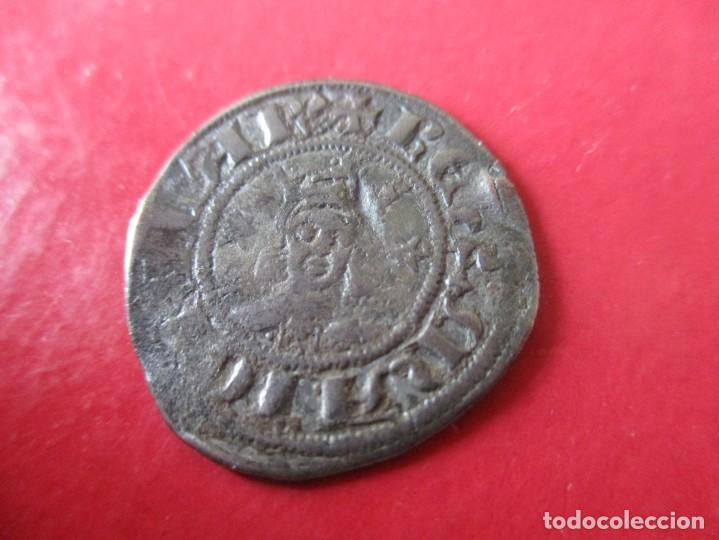 DOBLER DE SANCHO I DE MALLORCA. 1324/1334. #MN (Numismática - Medievales - Cataluña y Aragón)