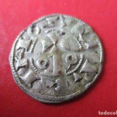 Monedas medievales: DINER DE ALFONSO I DE CATALUÑA. 1162/1196 #MN. Lote 189100413