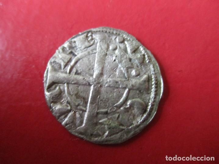 Monedas medievales: Diner de Alfonso I de Cataluña. 1162/1196 #mn - Foto 2 - 189100413
