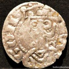 Monedas medievales: DINERO DE ARAGON JAIME I EL CONQUISTADOR PLATA ESPAÑA. Lote 189713256