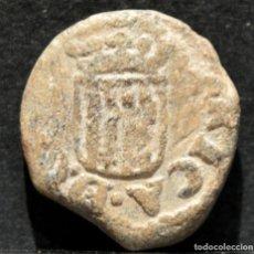 Monedas medievales: PLOMO PRECINTO BARCELONA. Lote 190765321