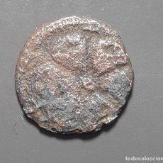 Monedas medievales: RARA SENYAL DE GIRONA - ÉPOCA FERNANDO II. Lote 191421172