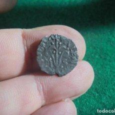 Monedas medievales: BONITA MONEDA DE FERNANDO EL CATOLICO , REINO DE VALENCIA , LETRAS M-S. Lote 193916626