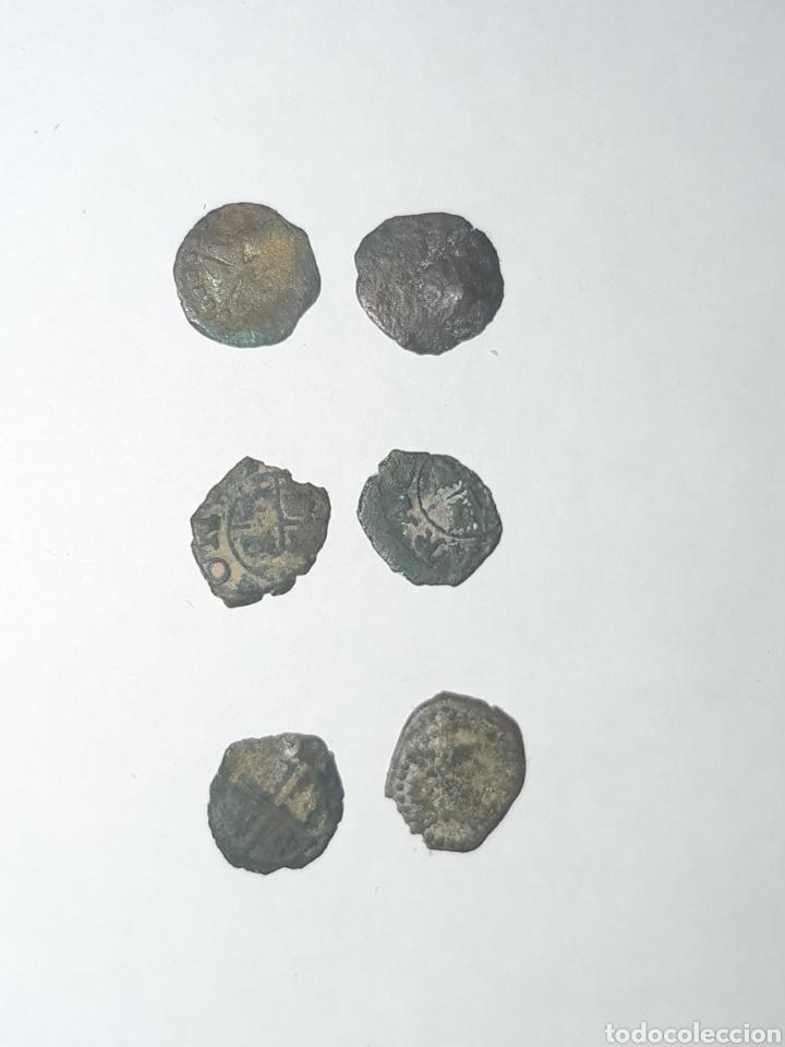TESORILLO MEDIEVAL MONEDA DINERO ARAGONÉS (Numismática - Medievales - Cataluña y Aragón)