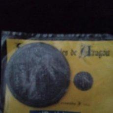 Monedas medievales: SELLOS REALES DE ARAGON. FERNANDO I (1413).REPRODUCCION.. Lote 194946555